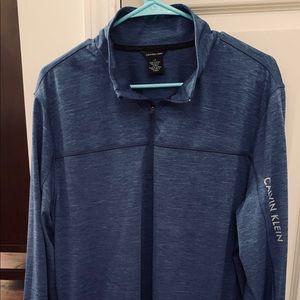 Men's Calvin Klein Jeans 1/2 ZIP Great Condition